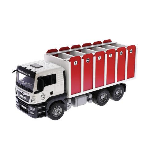 Camión de Toros