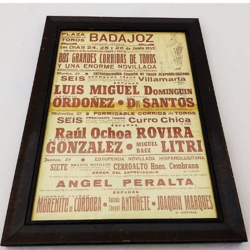 cartel-taurino-antiguo-badajoz